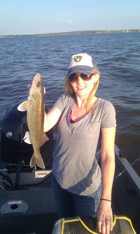 Fishing wisconsin lake koshkonong lake waubesa lake for Green lake wi fishing